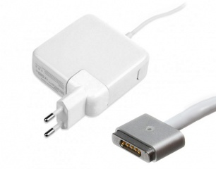 Блок питания для Apple 14.85 V, 3.05 A, 45 W, MagSafe 2 (OEM)
