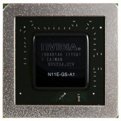 Видеочип nVidia GeForce GTX 460M, N11E-GS-A1