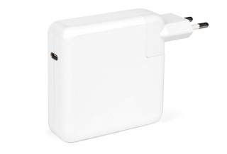 Блок питания для Apple 20.2 V, 14.5 V, 12 V, 9 V, 5.2 V - 4.3A, 87 W, USB Type-C (OEM)