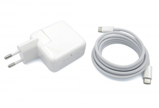 Блок питания для Apple 14.5 V - 2A, 5.2 V - 2.4A, 29 W, USB Type-C